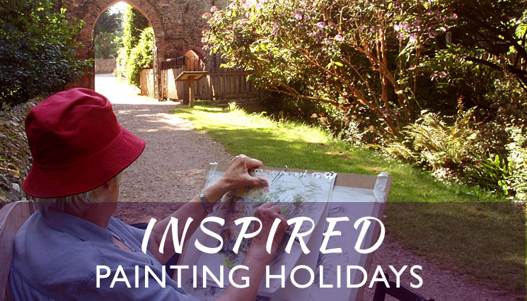 Inspired Painting Holidays